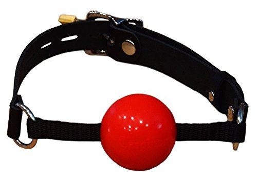 Abschließbarer SM Premium Ballknebel