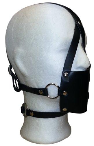 Ballknebel mit Frontklappe und integriertem 45mm Ball