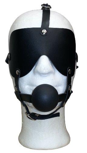 Harness Ballknebel mit Augenbinde