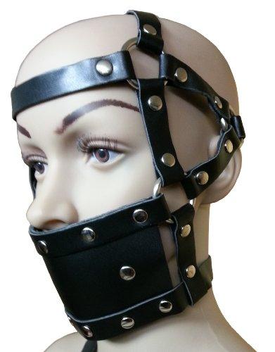 Bondage-Leder-Harness